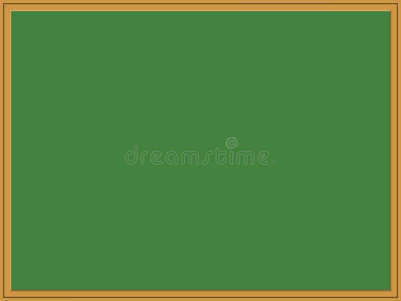 κενή τάξη πινάκων κιμωλίας στοκ εικόνες