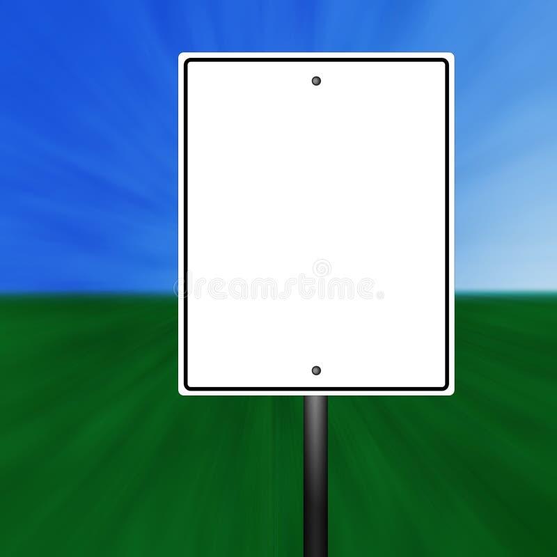 κενή ταχύτητα σημαδιών ορίου απεικόνιση αποθεμάτων