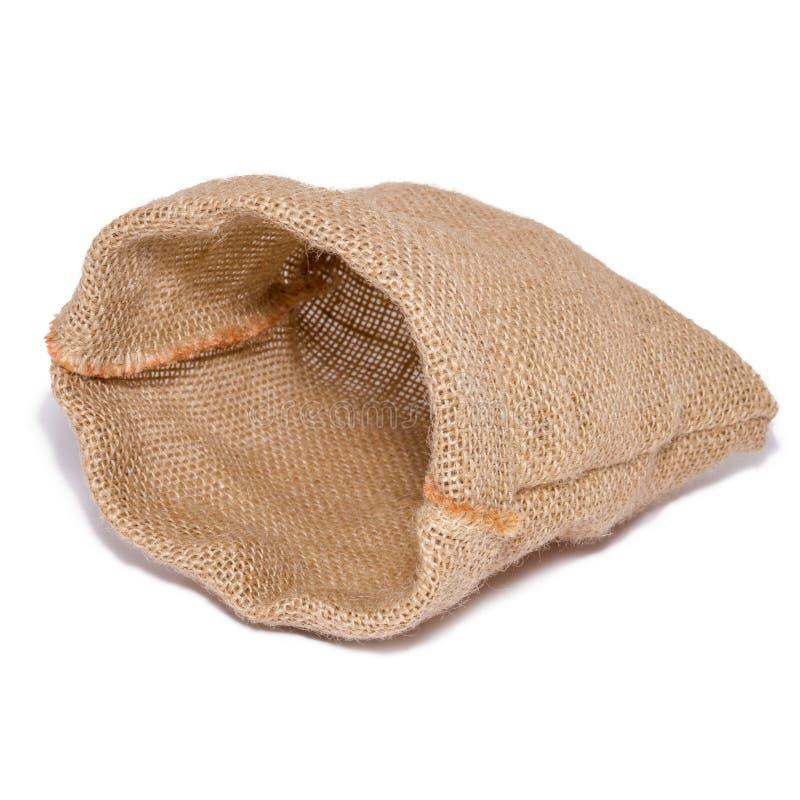 Κενή τσάντα από την απόλυση που απομονώνεται στοκ εικόνες με δικαίωμα ελεύθερης χρήσης