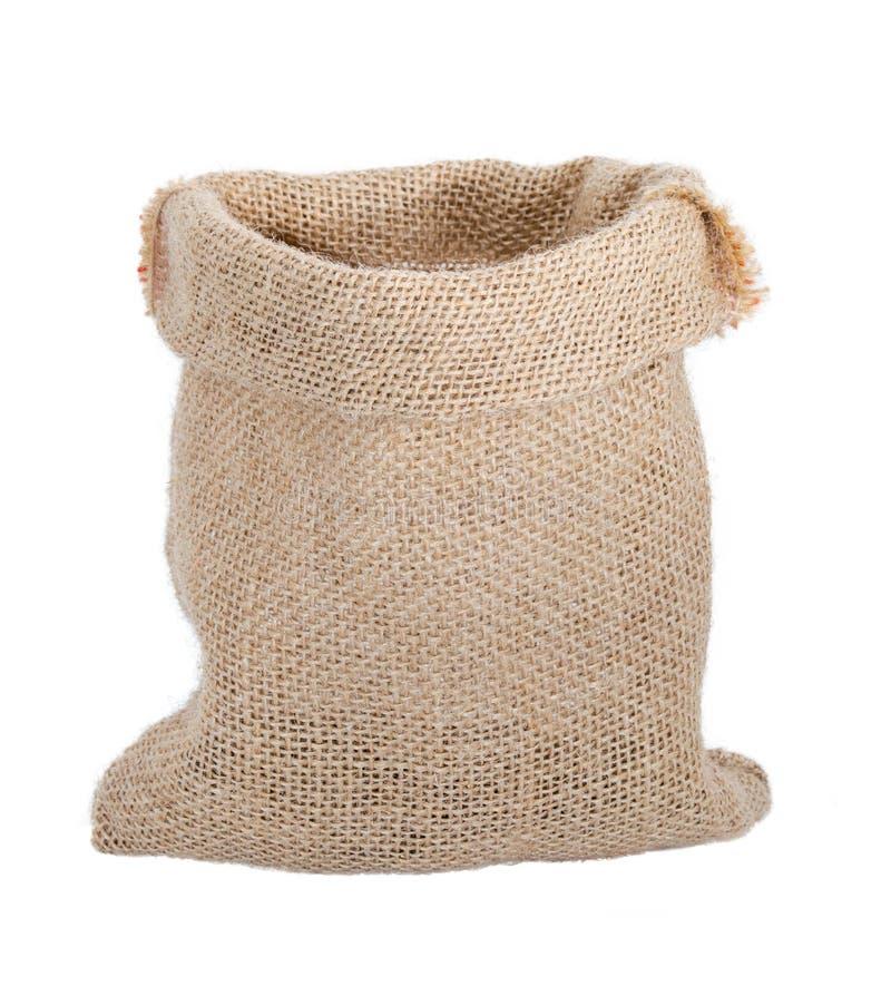 Κενή τσάντα από την απόλυση που απομονώνεται στοκ εικόνα με δικαίωμα ελεύθερης χρήσης