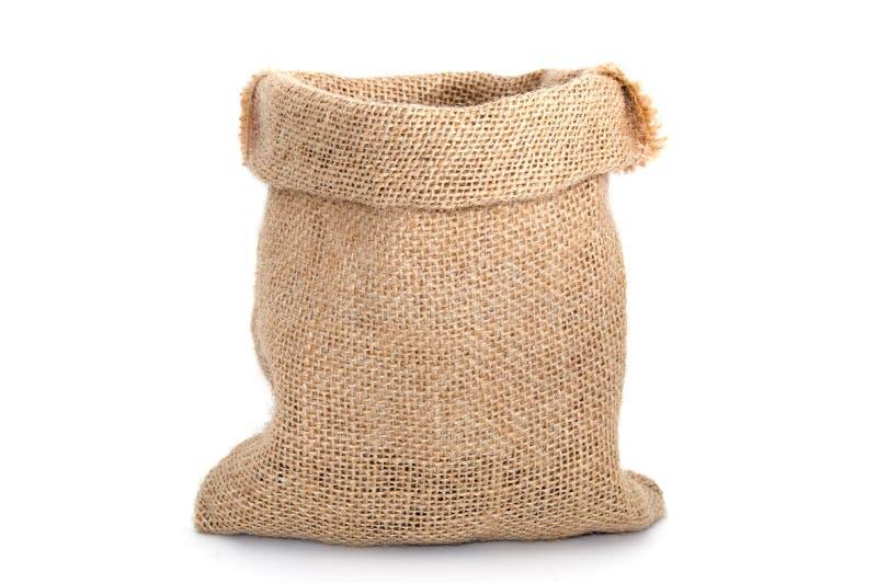 Κενή τσάντα από την απόλυση που απομονώνεται στοκ φωτογραφία με δικαίωμα ελεύθερης χρήσης
