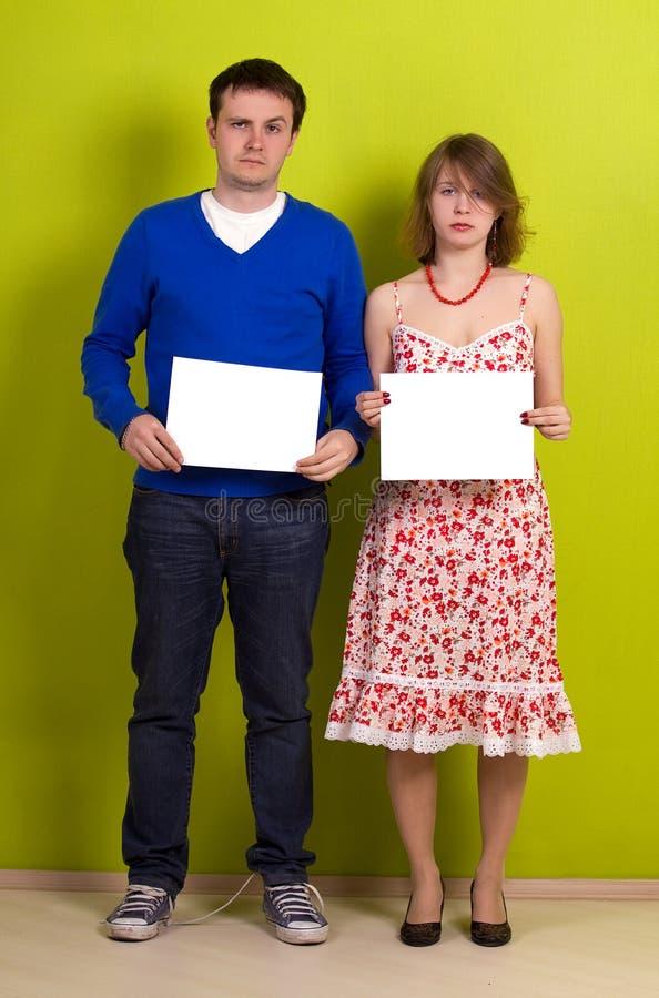 κενοί άνθρωποι εγγράφου & στοκ φωτογραφίες