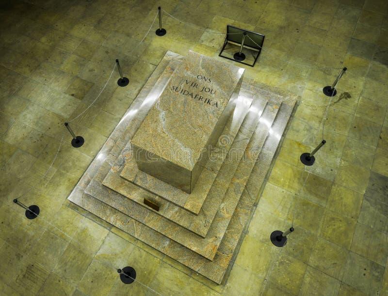 Κενοτάφιο μνημείων Voortrekker στοκ φωτογραφία