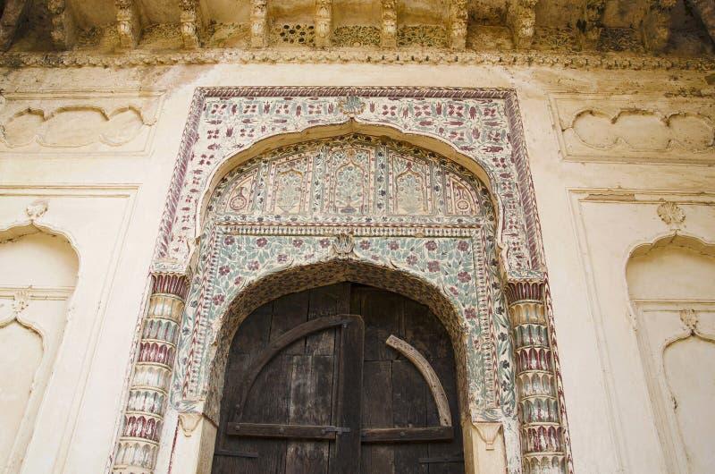 Κενοτάφιο Kamlapati Maharani, Dhubela, κράτος Madhya Pradesh της Ινδίας στοκ εικόνα με δικαίωμα ελεύθερης χρήσης