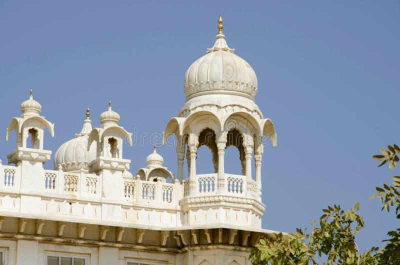 Κενοτάφιο Thada Jaswant, Jodhpur, Rajasthan, Ινδία στοκ φωτογραφίες με δικαίωμα ελεύθερης χρήσης