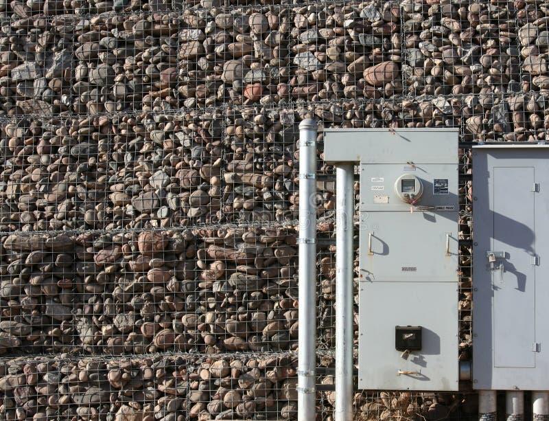 Download κεντρική ισχύς στοκ εικόνα. εικόνα από εξοπλισμός, κίνδυνος - 375215