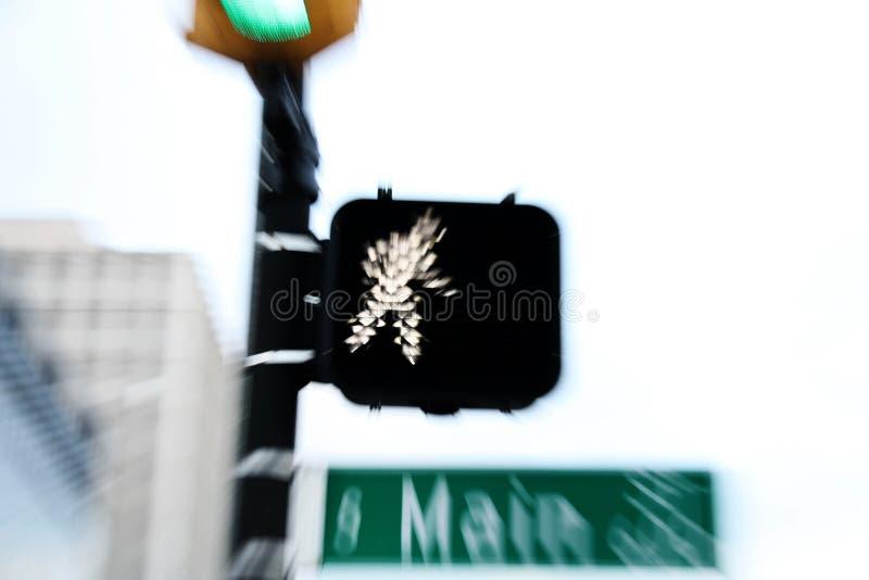 Κεντρικός δρόμος στοκ φωτογραφία με δικαίωμα ελεύθερης χρήσης