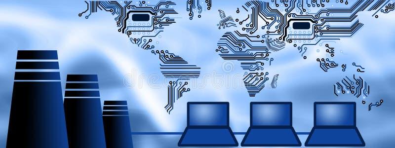 κεντρικός υπολογιστής &ep απεικόνιση αποθεμάτων