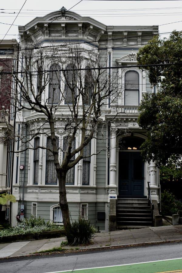 Κεντρικό άσυλο του Σαν Φρανσίσκο Zen στοκ εικόνες