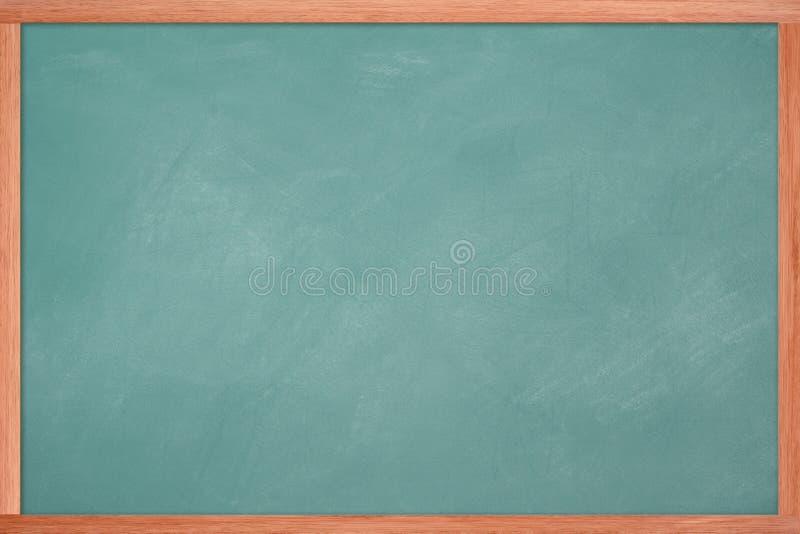 κενός πίνακας κιμωλίας στοκ φωτογραφία