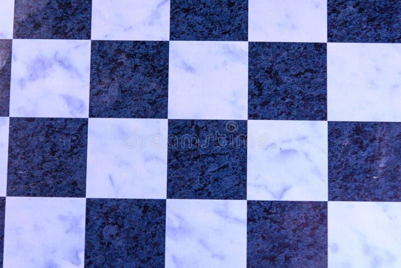 Κενός πίνακας σκακιού για το υπόβαθρο Τοπ όψη στοκ εικόνες με δικαίωμα ελεύθερης χρήσης