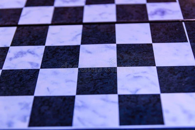 Κενός πίνακας σκακιού για το υπόβαθρο στοκ φωτογραφία με δικαίωμα ελεύθερης χρήσης