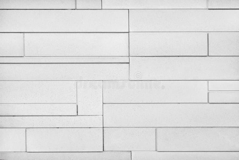 Κενό άσπρο υπόβαθρο ή καθαρός γκρίζος ψαμμίτης στη σύσταση συμπαγών τοίχων στοκ εικόνες