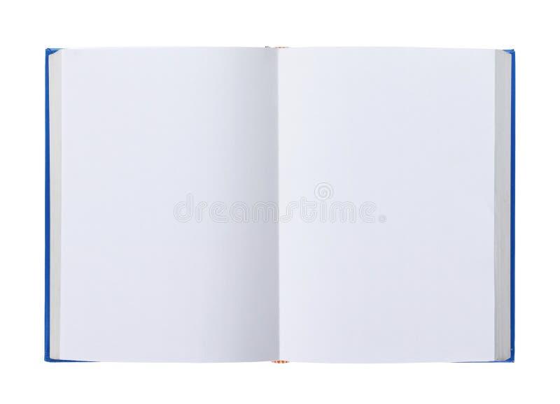 κενό απομονωμένο βιβλίο α& στοκ εικόνες με δικαίωμα ελεύθερης χρήσης