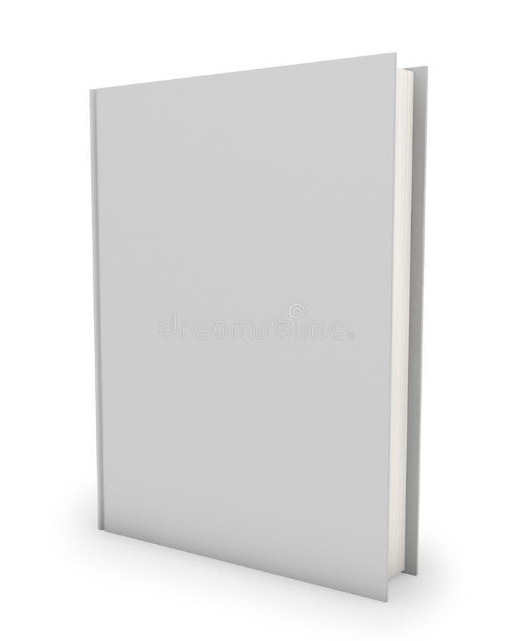 κενό βιβλίο hardcover απεικόνιση αποθεμάτων