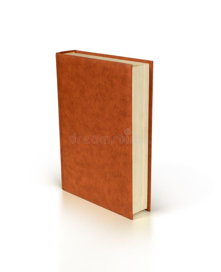 κενό βιβλίο hardcover στοκ εικόνες