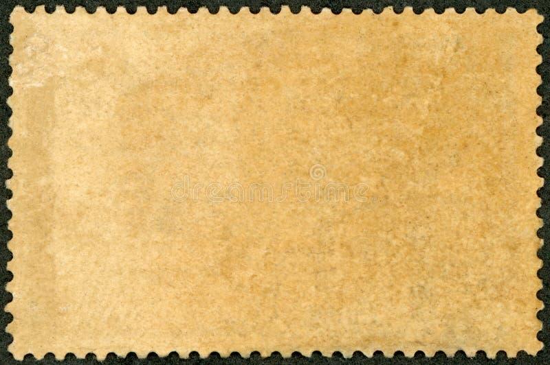 Κενό γραμματόσημο στοκ εικόνα