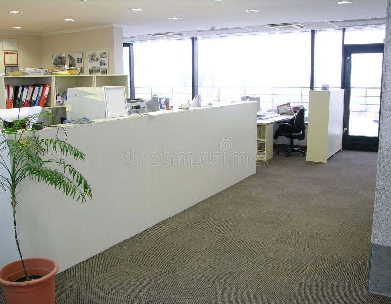 κενό γραφείο στοκ φωτογραφία