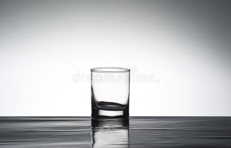 Κενό γυαλί στοκ φωτογραφία