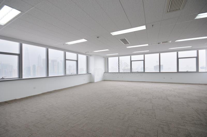 κενό δωμάτιο γραφείων στοκ φωτογραφία με δικαίωμα ελεύθερης χρήσης
