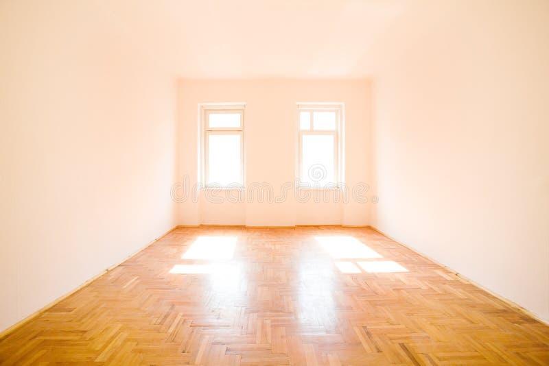 κενό δωμάτιο στοκ εικόνα