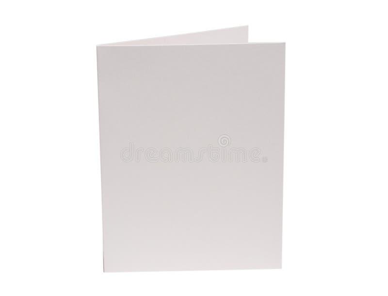 κενό ελεφαντόδοντο καρτώ στοκ φωτογραφία με δικαίωμα ελεύθερης χρήσης