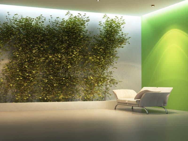 Download κενό εσωτερικό φυτό απεικόνιση αποθεμάτων. εικονογραφία από εσωτερικός - 13180229