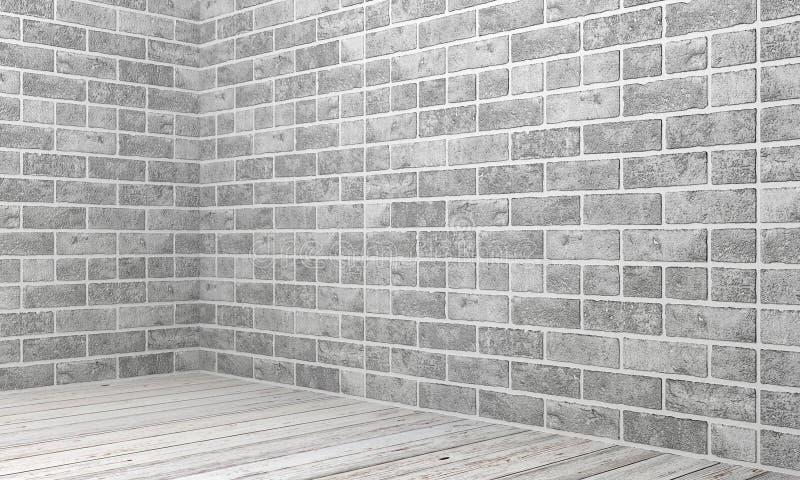 κενό λευκό δωματίων στοκ φωτογραφία
