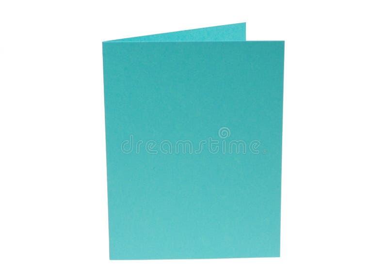 κενό κιρκίρι καρτών στοκ εικόνες