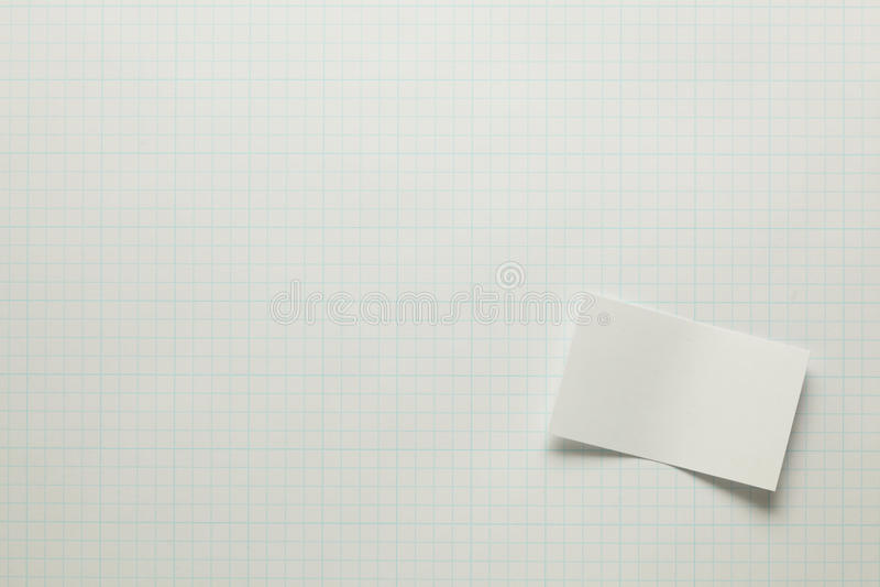 κενό κομμάτι εγγράφου στοκ φωτογραφία με δικαίωμα ελεύθερης χρήσης