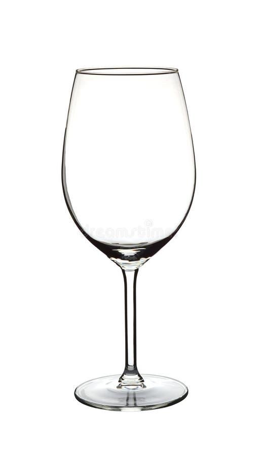 κενό κρασί γυαλιού στοκ φωτογραφίες με δικαίωμα ελεύθερης χρήσης
