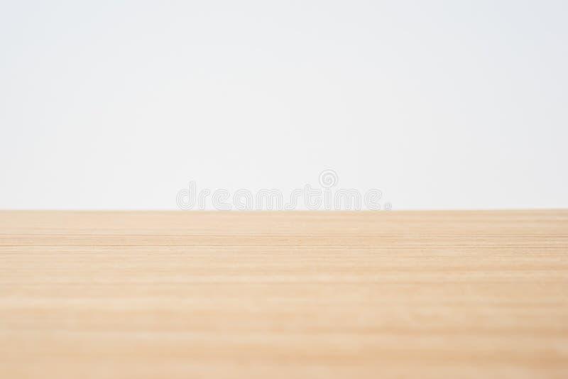 Κενό ξύλινο υπόβαθρο για το πρότυπο στοκ φωτογραφίες με δικαίωμα ελεύθερης χρήσης