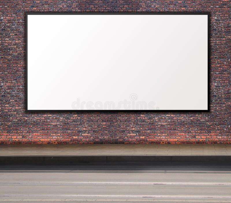 κενό πινάκων διαφημίσεων στοκ εικόνες με δικαίωμα ελεύθερης χρήσης
