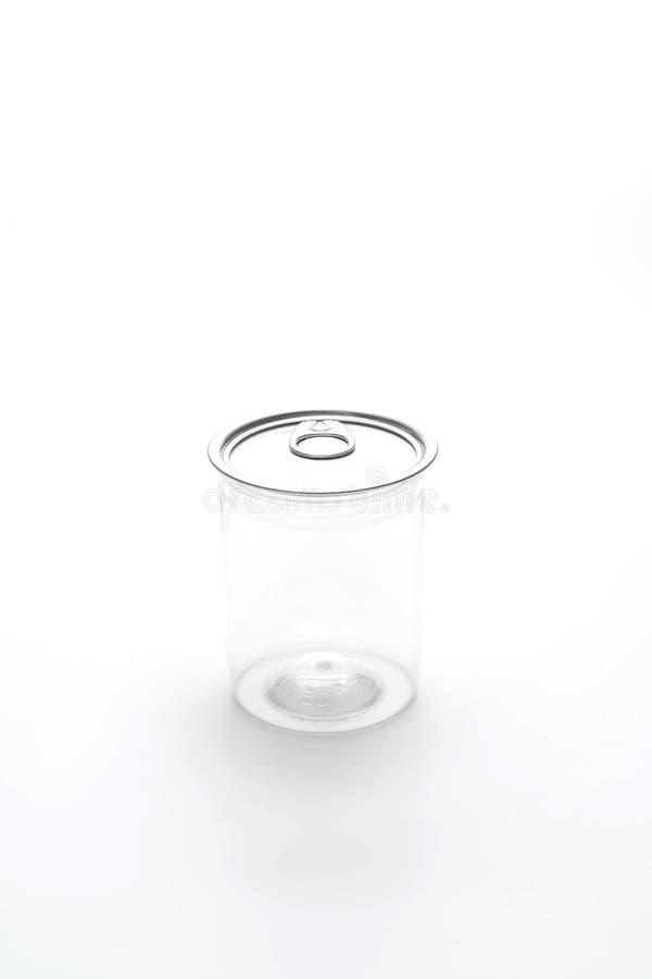 κενό πλαστικό βάζο στοκ φωτογραφίες με δικαίωμα ελεύθερης χρήσης