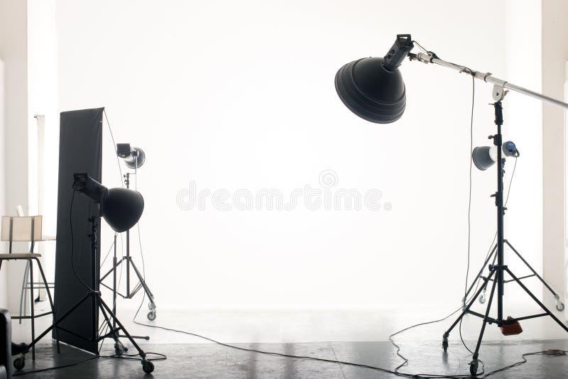 κενό στούντιο στοκ φωτογραφίες με δικαίωμα ελεύθερης χρήσης