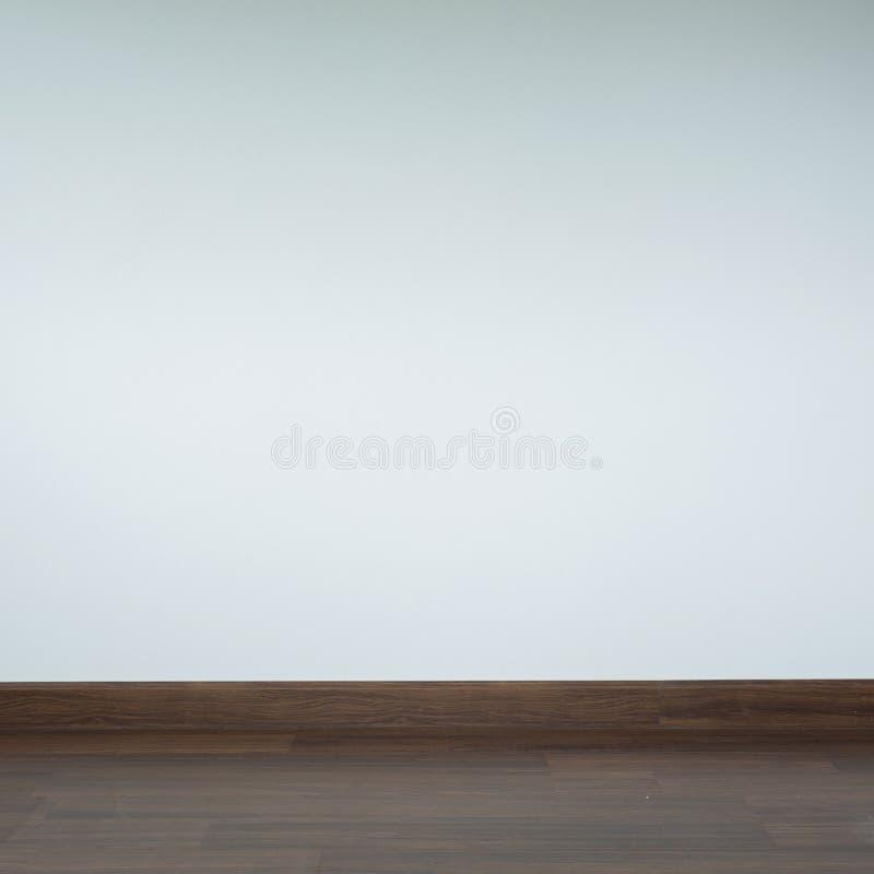Κενό υπόβαθρο τοίχων κονιάματος δωματίων εσωτερικό, άσπρο στοκ εικόνες με δικαίωμα ελεύθερης χρήσης