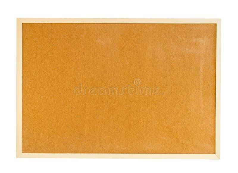 κενό υπόμνημα φελλού χαρτ&omicr στοκ φωτογραφίες με δικαίωμα ελεύθερης χρήσης