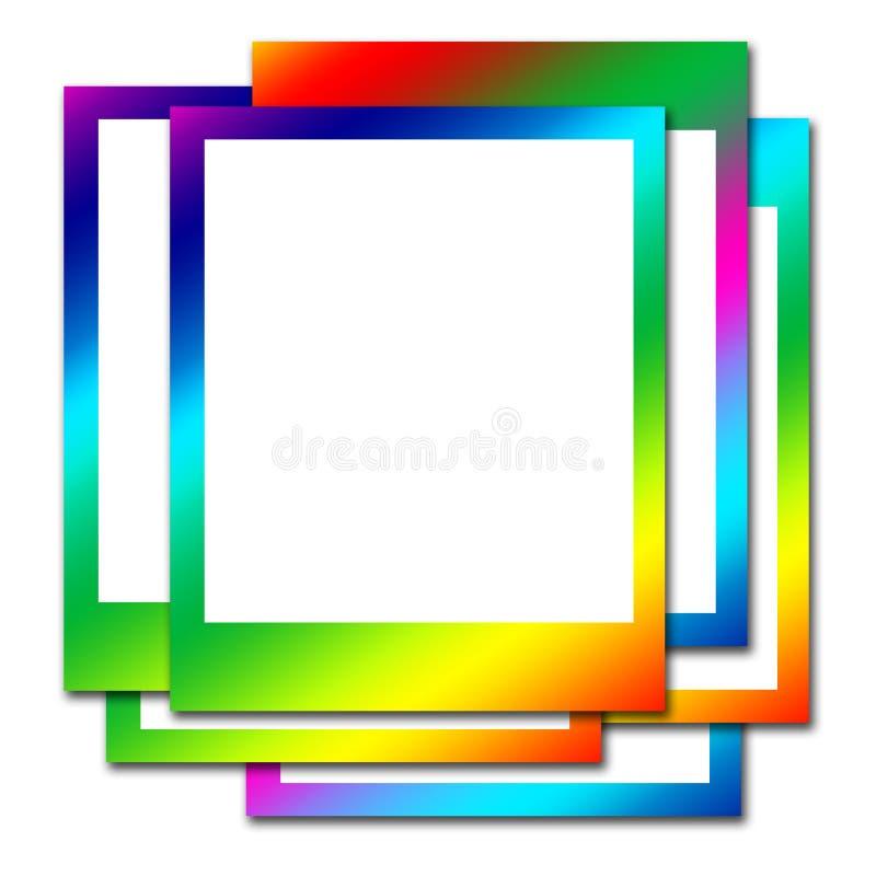 κενό χρώμα 02 διανυσματική απεικόνιση