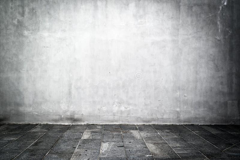 Κενό δωμάτιο ως σκηνικό στοκ εικόνα