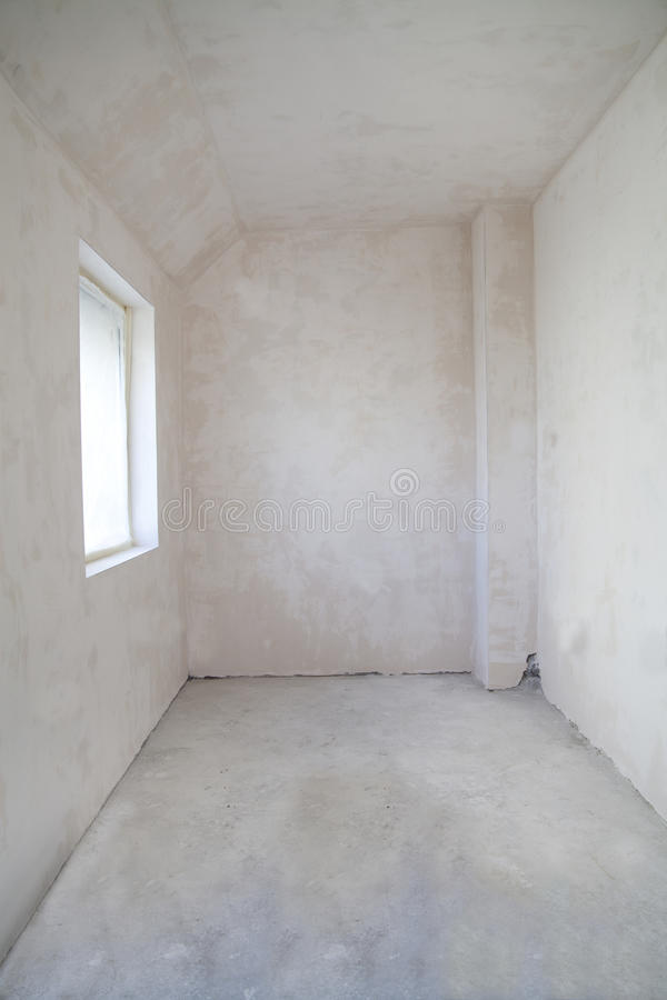 Κενό δωμάτιο στοκ εικόνα με δικαίωμα ελεύθερης χρήσης