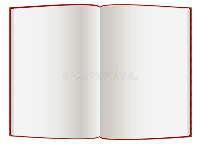 κενό hardcover βιβλίων ελεύθερη απεικόνιση δικαιώματος
