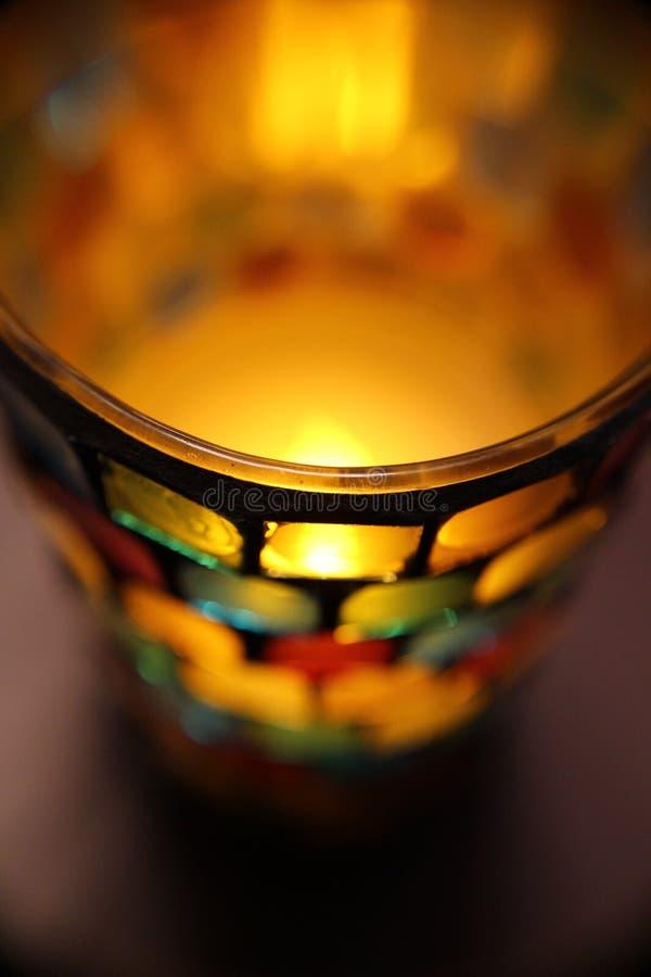 Κερί μωσαϊκών στοκ εικόνες