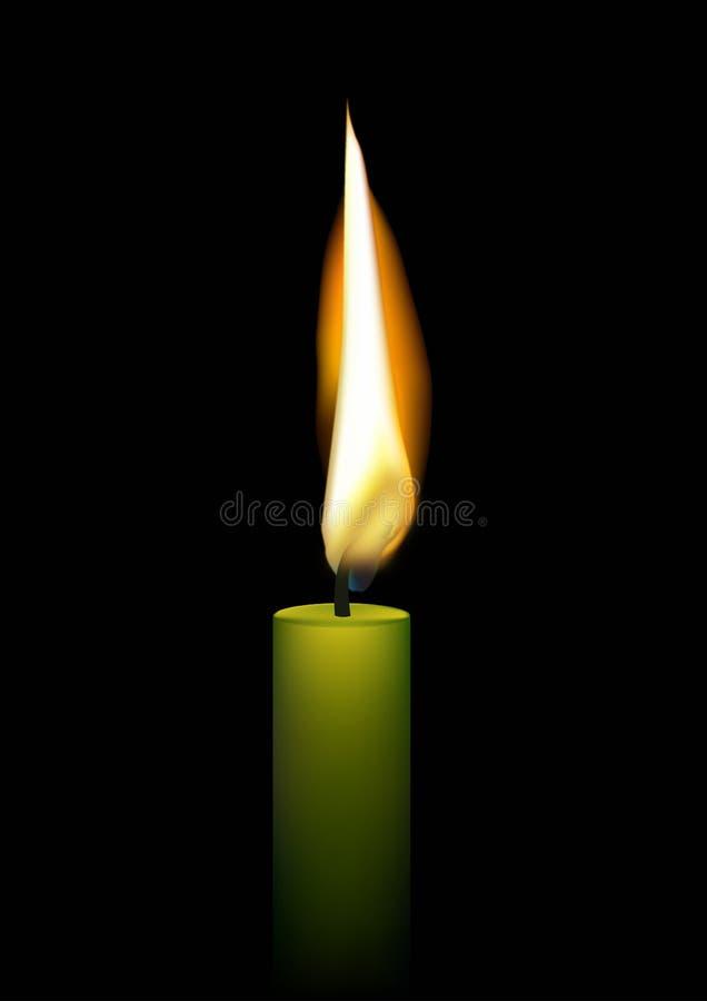 κερί απεικόνιση αποθεμάτων