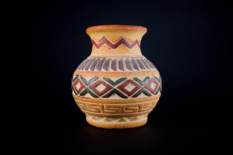 κεραμικό vase στοκ φωτογραφίες με δικαίωμα ελεύθερης χρήσης