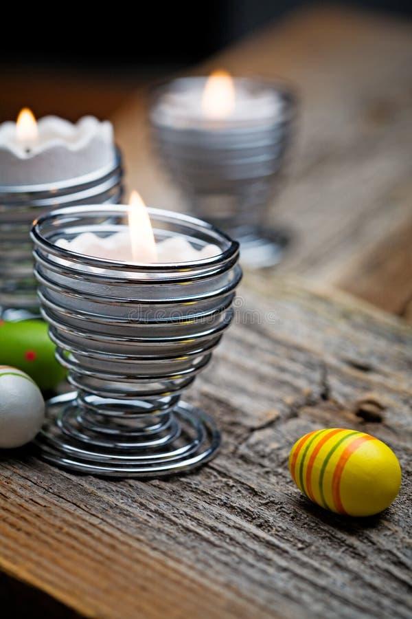 κεριά Πάσχα στοκ εικόνες