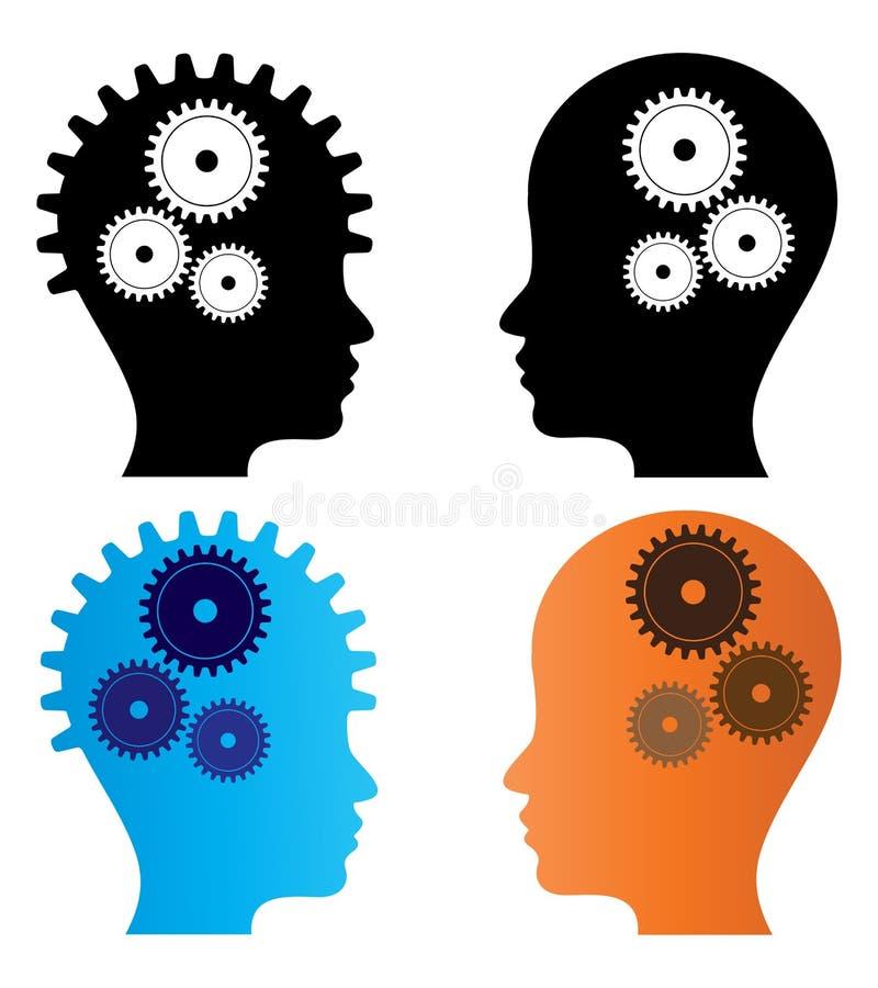 κεφάλι εργαλείων απεικόνιση αποθεμάτων
