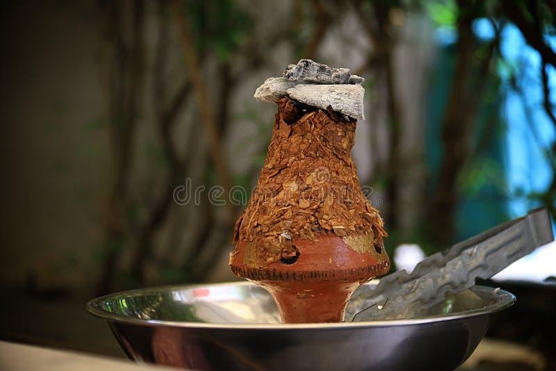 Κεφάλι Hookah Ajami στοκ εικόνα με δικαίωμα ελεύθερης χρήσης