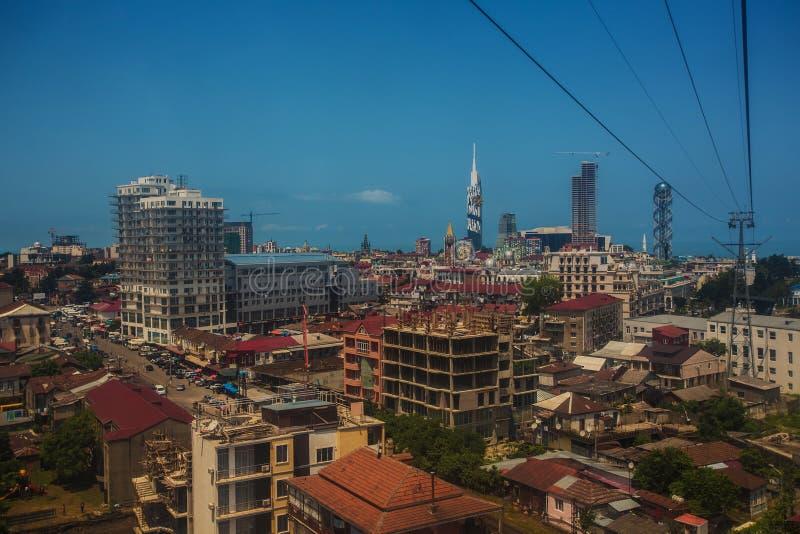 Κεφάλαιο Adjara, Batumi στοκ εικόνες με δικαίωμα ελεύθερης χρήσης