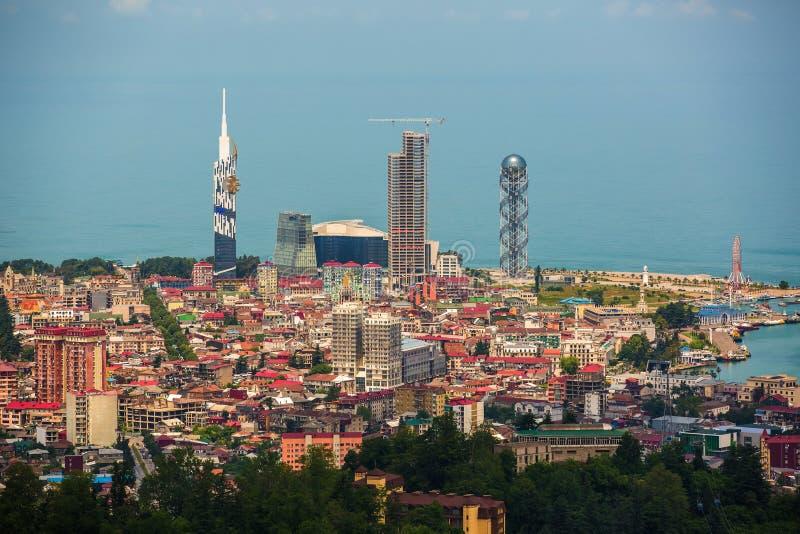 Κεφάλαιο Adjara, Batumi στοκ φωτογραφίες με δικαίωμα ελεύθερης χρήσης