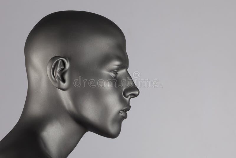Κεφάλι μανεκέν στοκ εικόνα με δικαίωμα ελεύθερης χρήσης